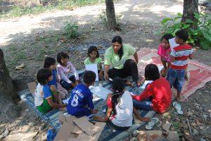 Masa Depan Anak Kampung Perempuan