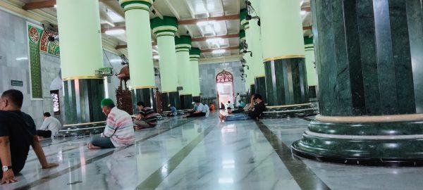 Denyut Ramadan di kota Semarang